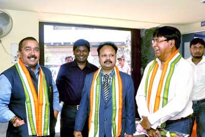 Eminent Visitors